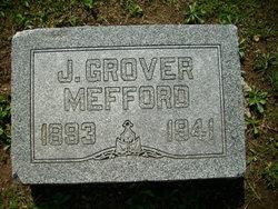 James Grover Mefford