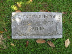 George Caden Blincoe