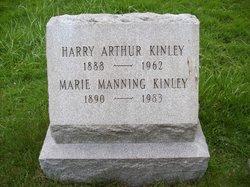 Harry Arthur Kinley