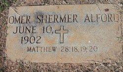 Omer <i>Shermer</i> Alford