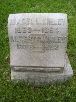 Albert Charles Kinley, Jr