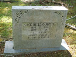 Alice Belle Campbell