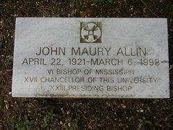 John Maury Allin