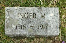 Inger M. Anderson