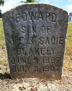 Edward Blakely