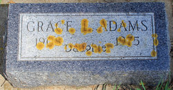 Grace L Adams