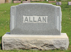 Alexander G Alex Allan