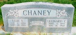 Essie Ella <i>Thomas</i> Chaney