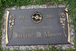 Darlene D Moody