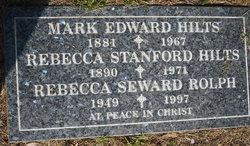Rebecca Hart <i>Stanford</i> Hilts