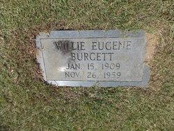 Willie Eugene Burgett
