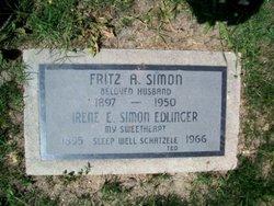 Irene E <i>Simon</i> Edlinger