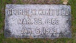 George W Wakefield