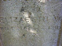Elizabeth W Rollins