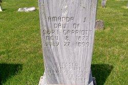 Amanda J Garriott