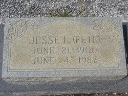 Jesse L Pete Akins