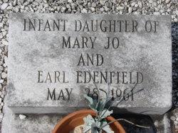 Infant Daughter Edenfield