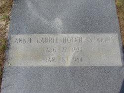 Annie Laurie <i>Hotchkiss</i> Akins