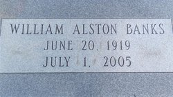 William Alston Banks