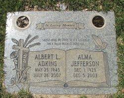 Albert L Adkins