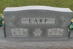 Jessie Dee <i>Henderson</i> Earp