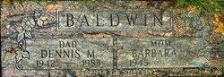 Barbara J Baldwin