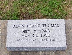 Alvin Frank Thomas