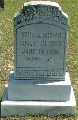 Vera Tanner <i>Munn</i> Brown
