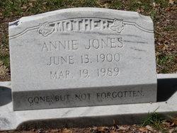 Annie <i>Jones</i> Allen