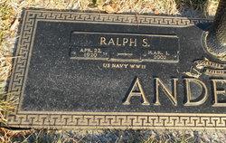 Ralph A Anderson
