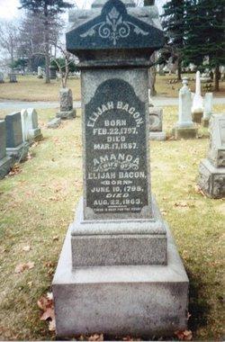 Elijah Bacon