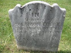 Solomon Ebert