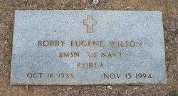 Bobby Eugene Wilson