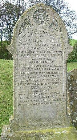 William McCulloch