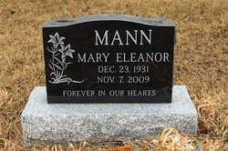 Mary Eleanor Mann