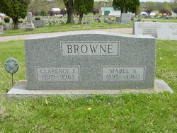 Clarence P Browne