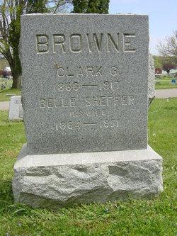 Clark G Browne
