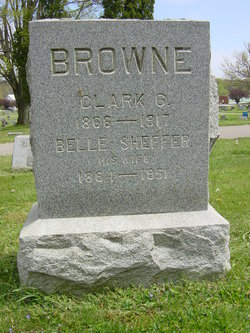 Belle <i>Sheffer</i> Browne