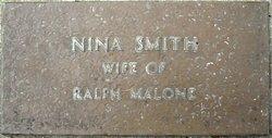 Nina <i>Smith</i> Malone