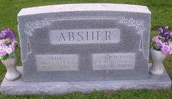 William Richard Bill Absher