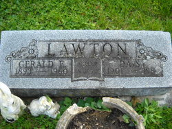 Daisy <i>Allison</i> Lawton