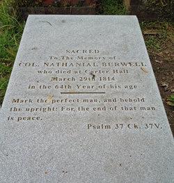 Col Nathaniel Burwell