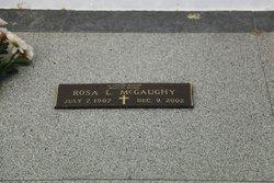 RosaLee <i>Hooker</i> McGaughy
