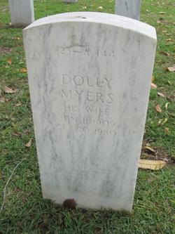 Dolly <i>Myers</i> Edwards