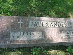 Leona Frances <i>Tabaka</i> Alexander