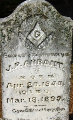 James Polk JP Arrant