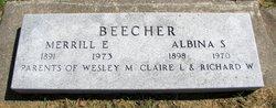 Albina S Beecher