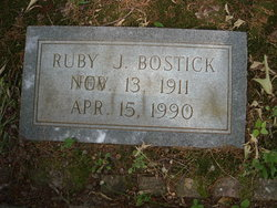 Ruby <i>Jeffreys</i> Bostick