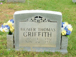 Homer Thomas Griffith