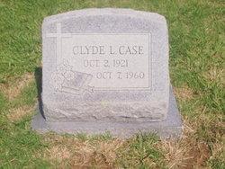 Clyde L Case